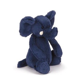 Jellycat jellycat bashful blue elephant - medium
