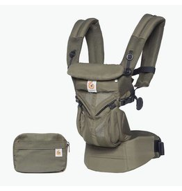 Ergo Baby ergo baby omni 360 carrier - cool air mesh khaki green