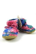 Padraig Cottage padraig cottage children's slippers - pink multi