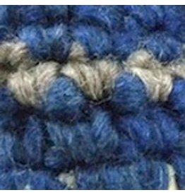 Padraig Cottage padraig cottage womens slippers - denim stripe