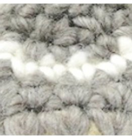 Padraig Cottage padraig cottage womens slippers - grey stripe