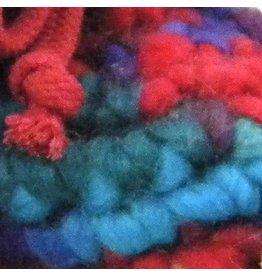 Padraig Cottage padraig cottage womens slippers - red multi