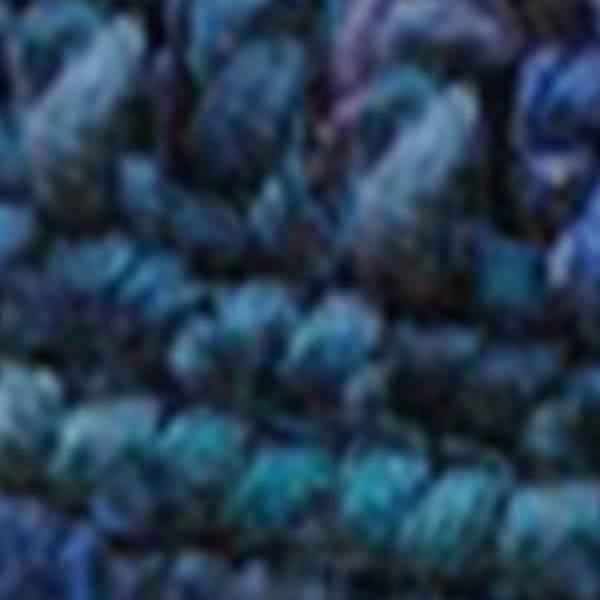 Padraig Cottage padraig cottage mens slippers - blue multi