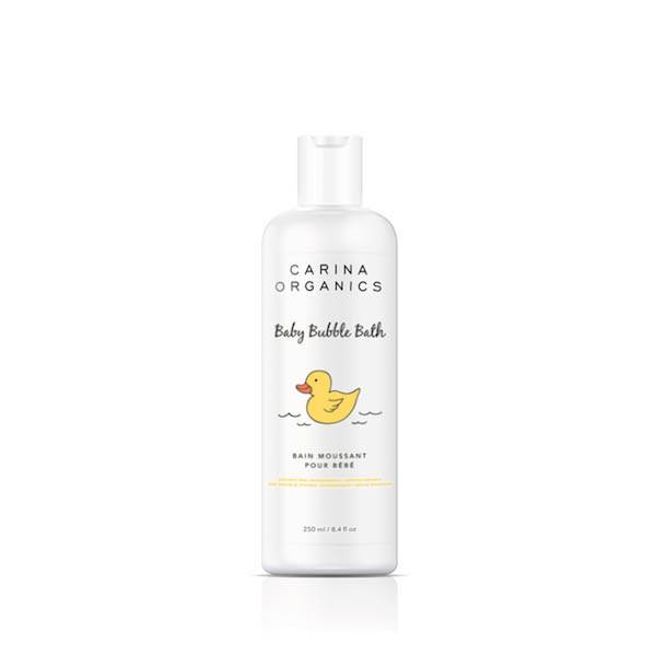 Carina Organics carina organics baby bubble bath 250ml