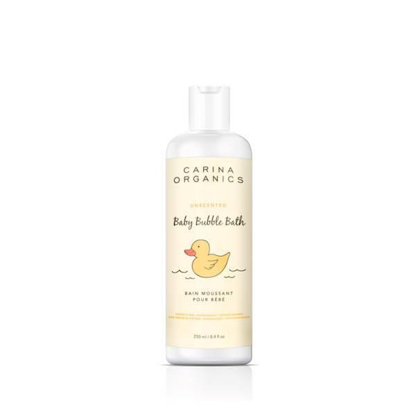 Carina Organics carina organics baby bubble bath unscented 250ml