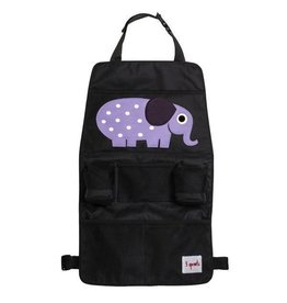 3 Sprouts 3 sprouts backseat organizer - elephant