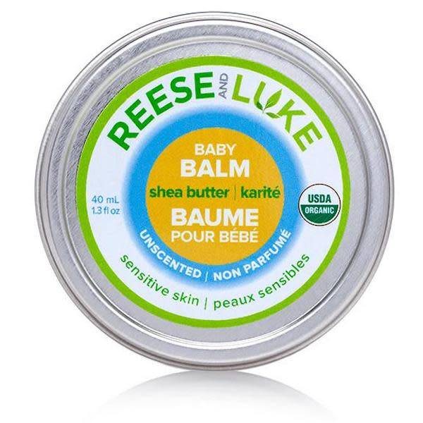 Reese and Luke reese and luke shea butter baby balm unscented