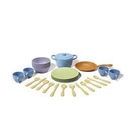 Green Toys green toys cookware + dining set