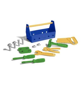 Green Toys green toys tool set blue