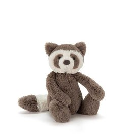Jellycat jellycat bashful raccoon - small