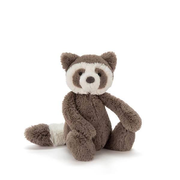 Jellycat jellycat bashful raccoon - small