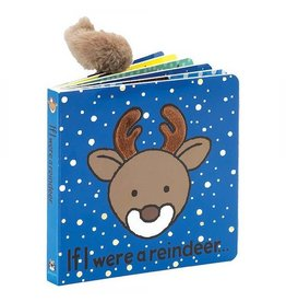 Jellycat jellycat if i were a reindeer special edition board book 2019