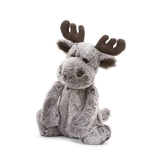 d5bac3585b590d Jellycat Bashful Woodland Babe Marty Moose - Medium - Baby Charlotte