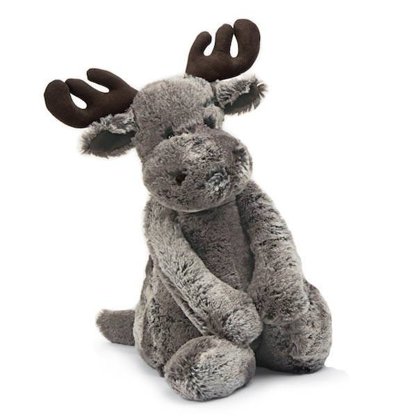 Jellycat jellycat bashful woodland marty moose - large