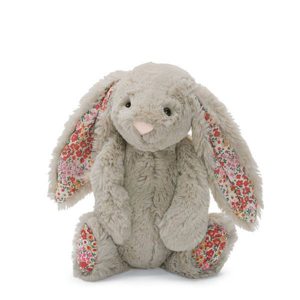 Jellycat jellycat bashful blossom posy bunny - medium