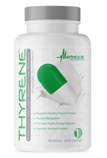 METABOLIC NUTRITION Thyrene- Metabolic Nutrition