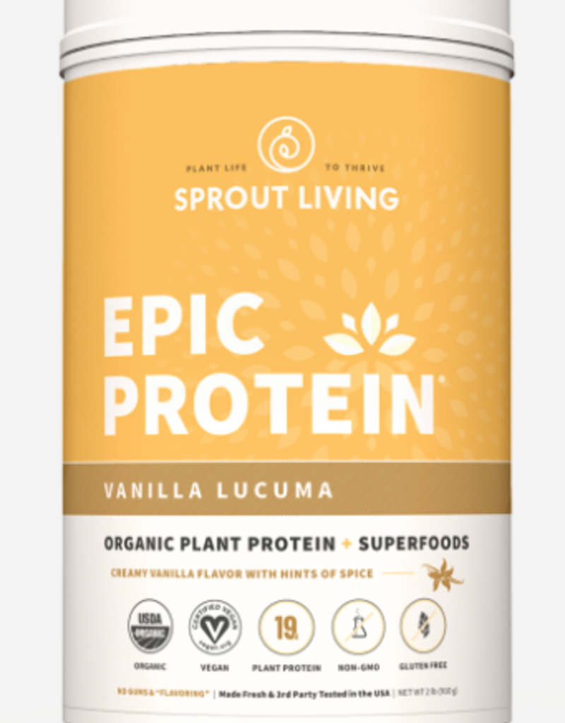 Sprout Living EPIC PROTEIN PLANT-BASED