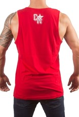 Cali Muscle Lifestyle Graphic Tank