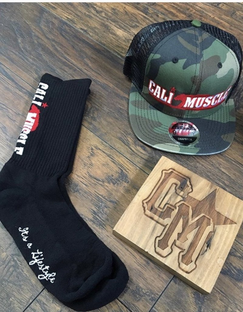 Cali Muscle OG Socks