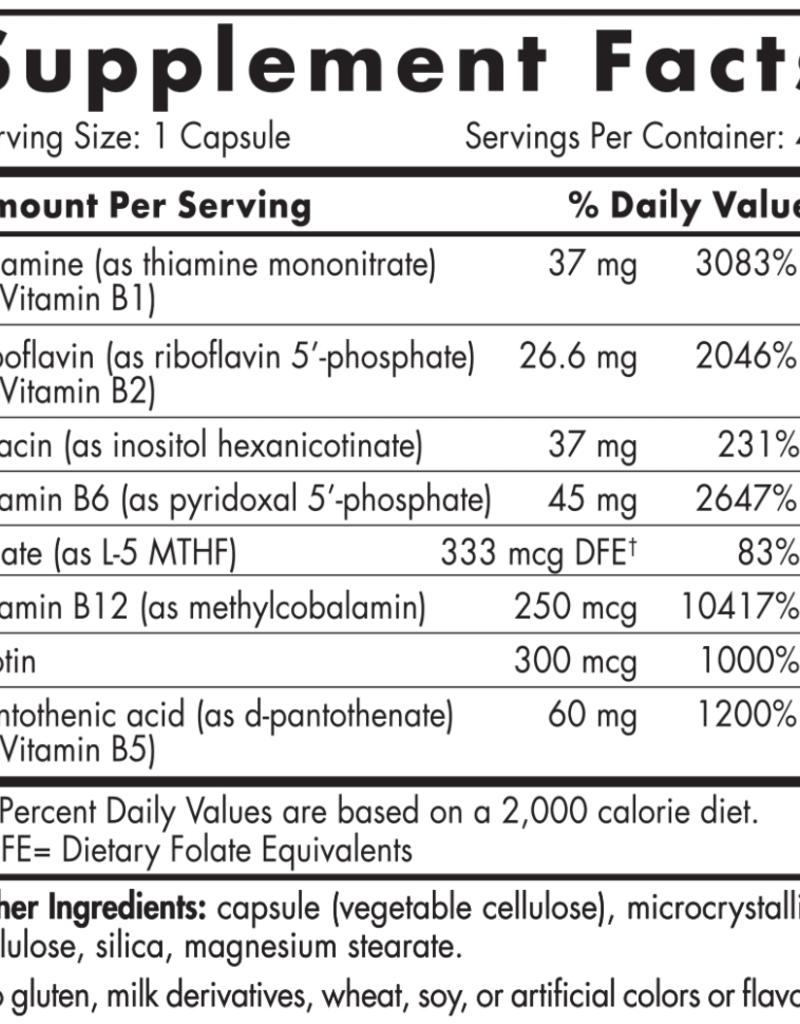 Nordic Naturals Vitamin B Complex-Nordic Naturals