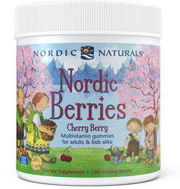 Nordic Naturals KIDS- Nordic Berries Multi