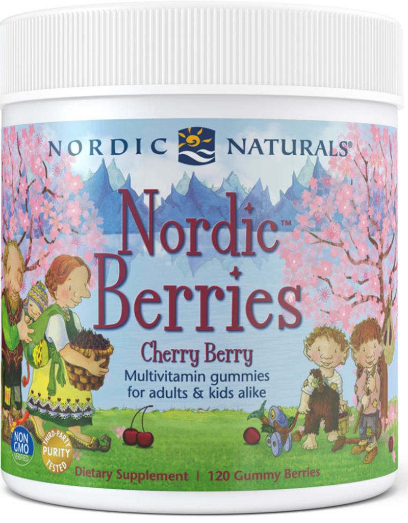 Nordic Naturals KIDS- Nordic Berries Multi