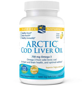 Nordic Naturals Arctic Cod Liver