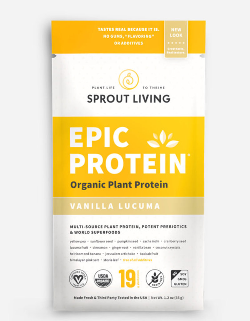 Sprout Living EPIC PROTEIN SAMPLES