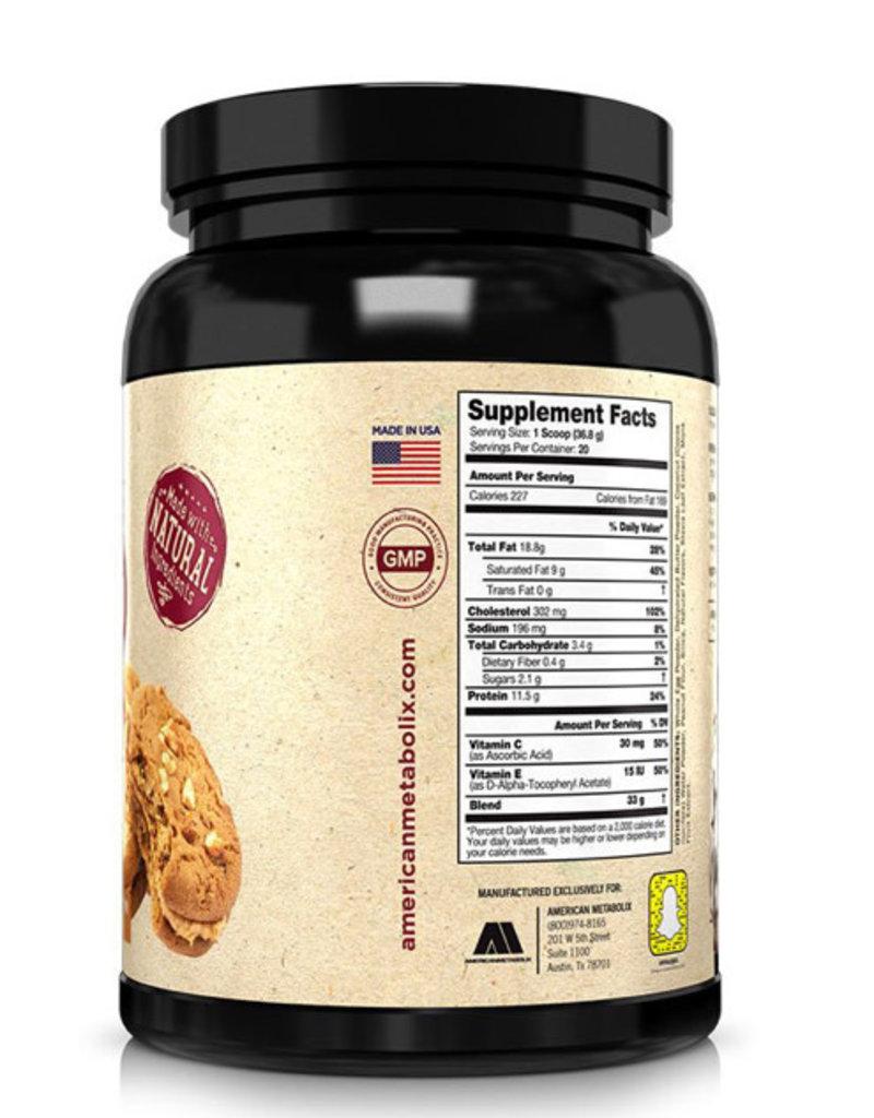 Keto Meal-American Metabolix