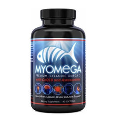 MYOGENIX MYOMEGA - Myogenix- 90 Caps