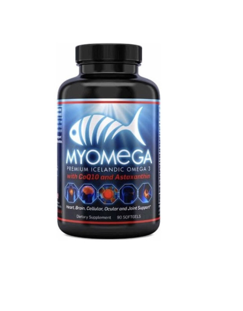 MYOGENIX MYOMEGA - Myogenix- 90 Caps