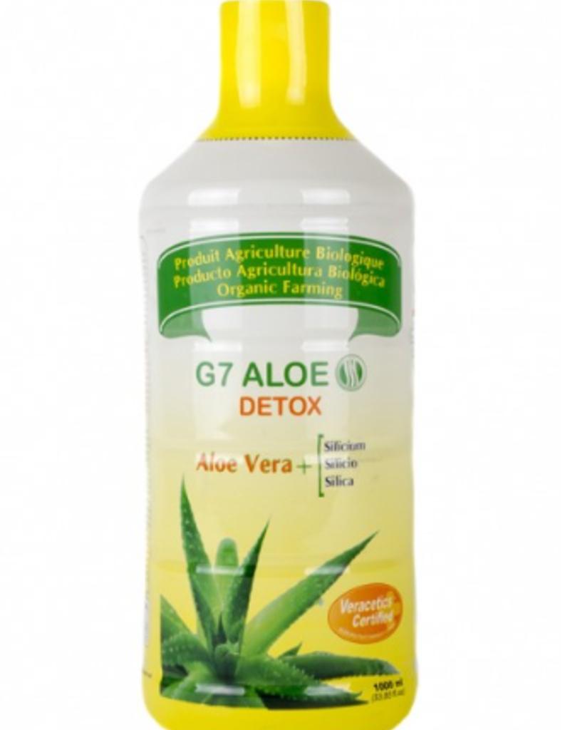 ORGONO G7 Aloe Vera + Silica- DETOX