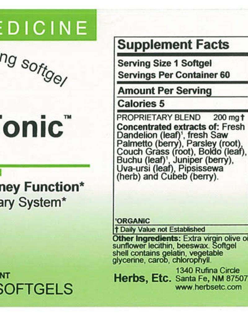 Herbs ETC Kidney Tonic
