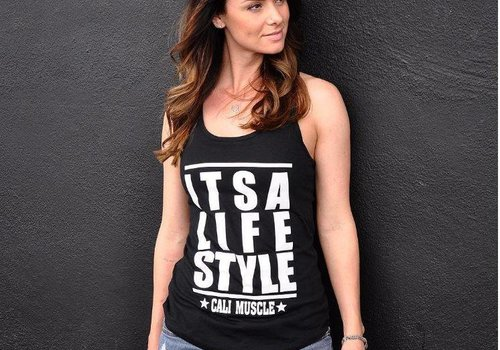 Women's Lifestyle Graphic Tank