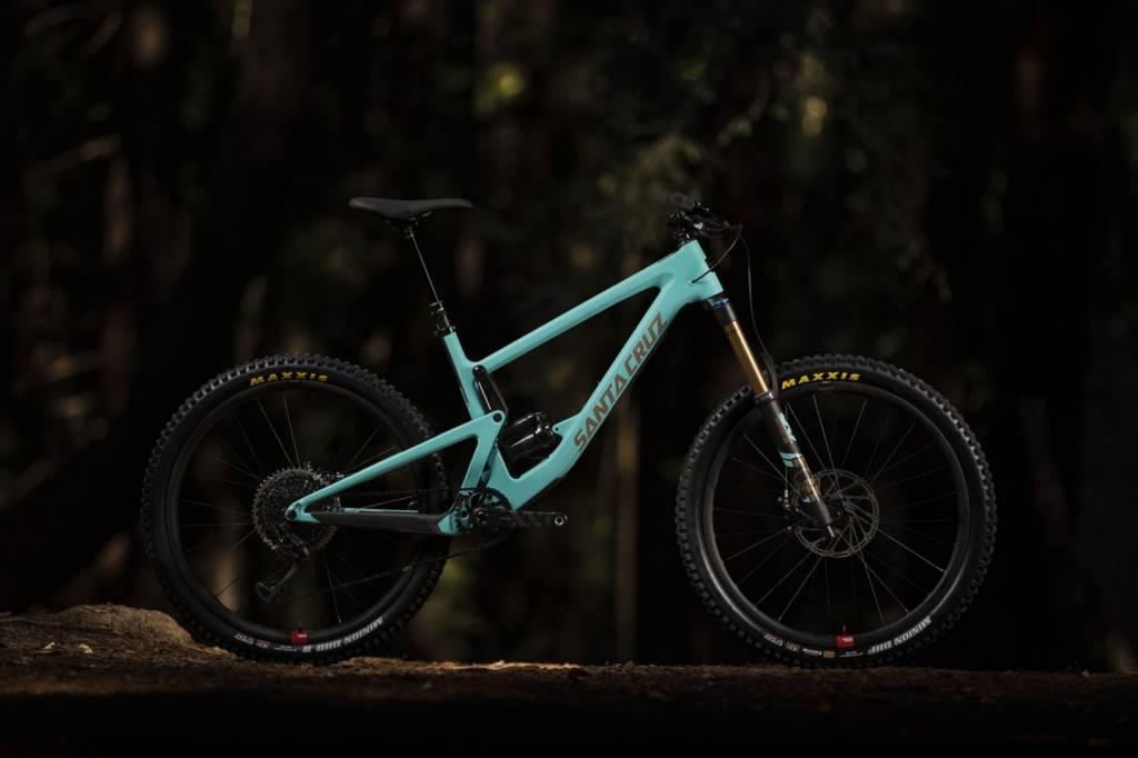Santa Cruz Santa Cruz Bronson 3 C, S+ kit '19 Blue S