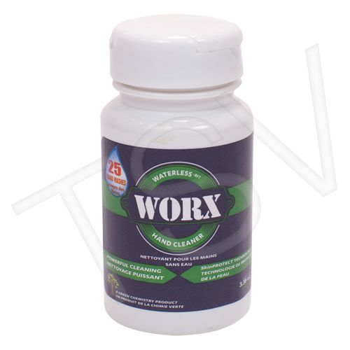 Hand Cleaner, Worx hand cleaner 1.85oz