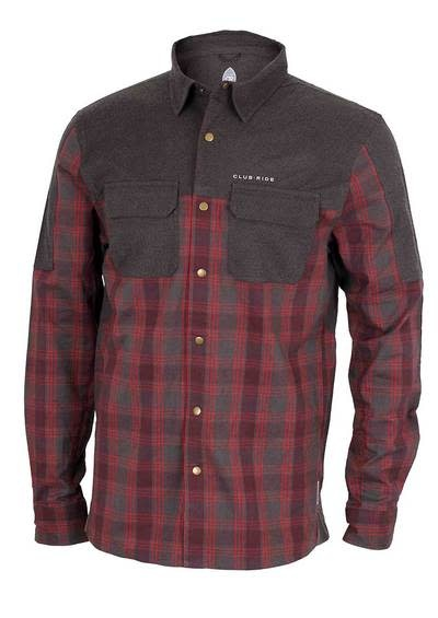 Club Ride Shirt, CLub Ride Jack Flannel