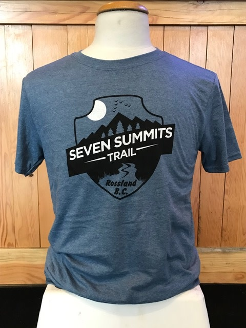 Seven summit t-shirt men's 2019