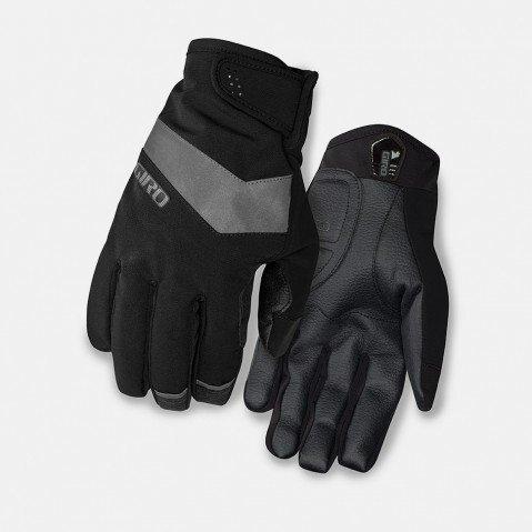 Giro Gloves, Winter Giro Pivot, Black,