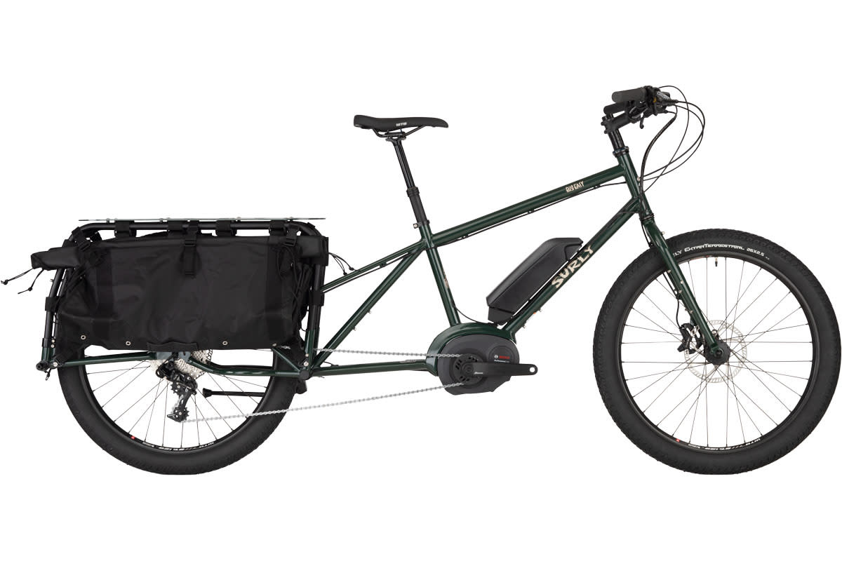 Giant Surly Big Easy Cargo Bike, '20,