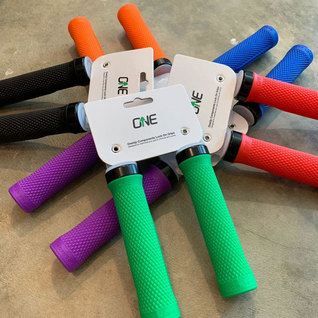OneUp Grips, Oneup lock on