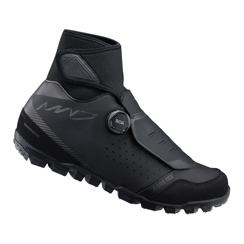 Winter shoes, Shimano MW7