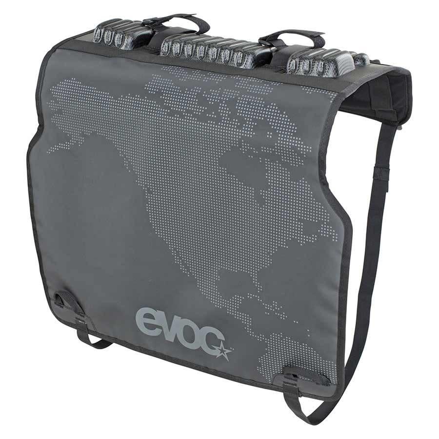 EVOC EVOC, Tailgate Pad Duo, Fits all trucks, Black