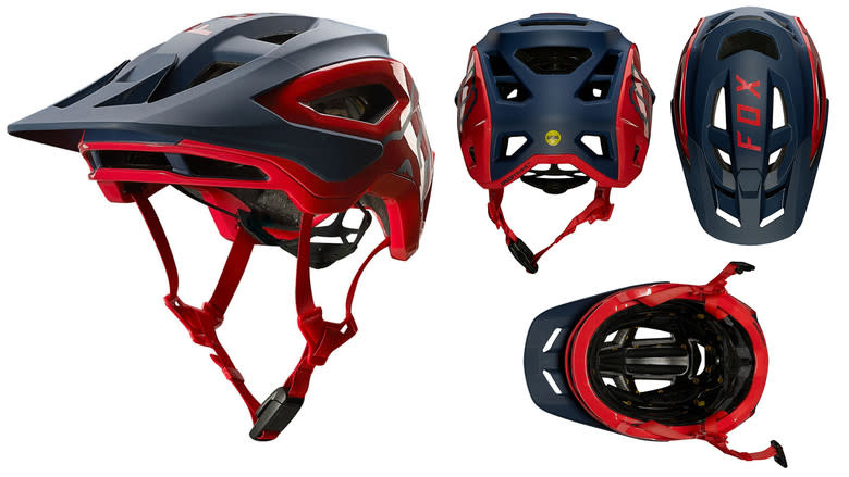 Helmet, Fox Speedframe