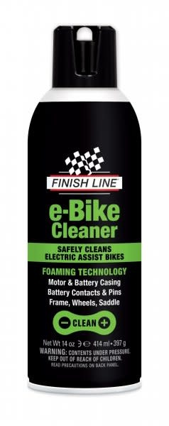 FINISH LINE Cleaner, Finish Line E-Bike, 14oz Aerosol