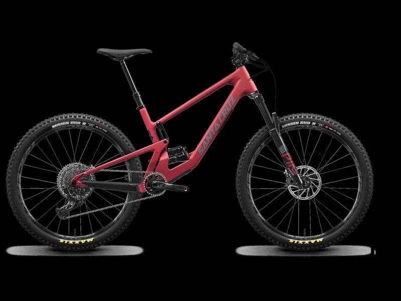 Santa Cruz Santa Cruz 5010 4 CC, X01 kit '21