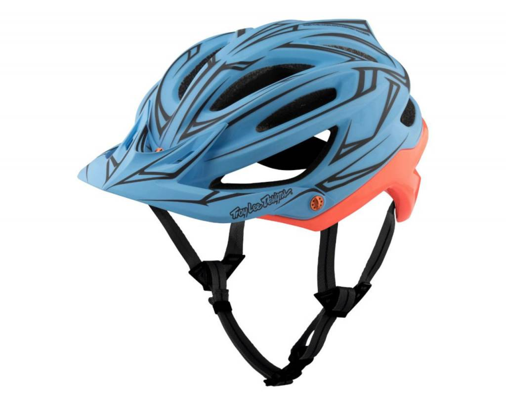Troy Lee Designs Helmet, TLD Pinestripe