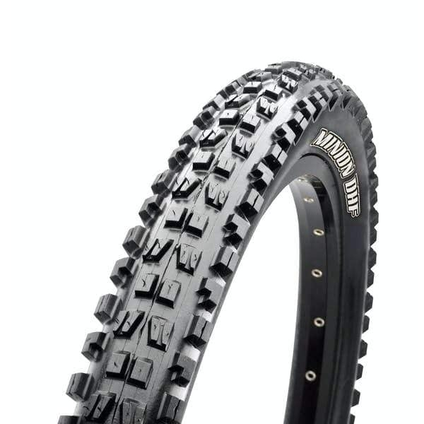 Maxxis Maxxis, Minion DHF Tire, 24''x2.40, Tubeless Ready, 3C Maxx Terra, EXO, 120TPI, Black