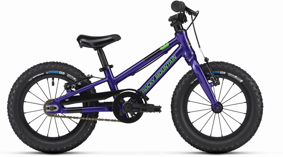 "Kids Bike, Rocky Mountain Edge 14"""