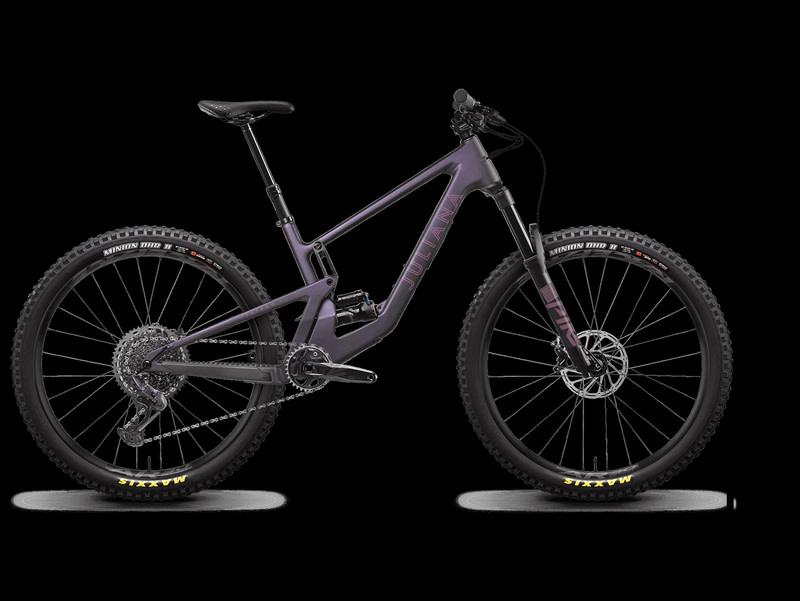 Santa Cruz Juliana Furtado 4 C S-kit Medium Purple '22